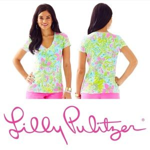 Lilly Pulitzer Tee